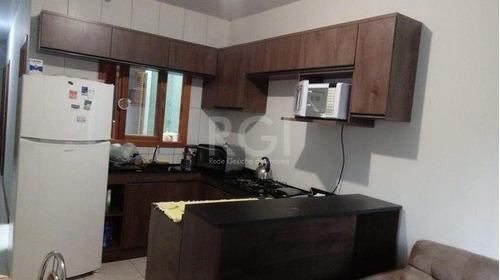 Casa Em Jardim Algarve Com 2 Dormitórios - Sc12811