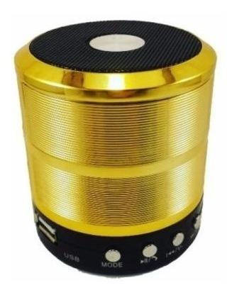 Caixa Caixinha Som Portátil 5w Mp3 Micro Sd Usb Radio Fm Ws