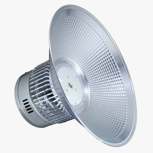 Kit 24 Luminária Led Industrial 100w Branco Frio