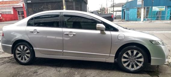 Honda Civic 1.8 Lxl 16v Flex 4p Aut