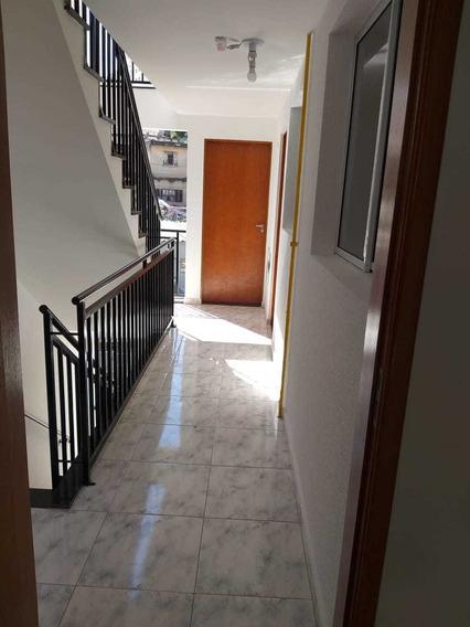 Apartamento Para Alugar Com 1 Quarto No Centro De Guarulhos