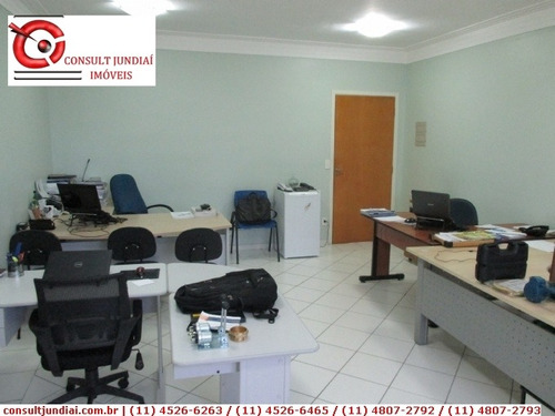 Imagem 1 de 3 de Salas Comerciais À Venda  Em Jundiaí/sp - Compre O Seu Salas Comerciais Aqui! - 1243672