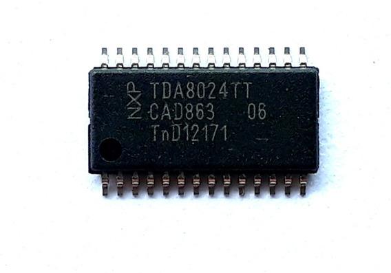 Ci Smd-tda8024t Tda8024 Tda8024tt Original Kit 2 Peças.