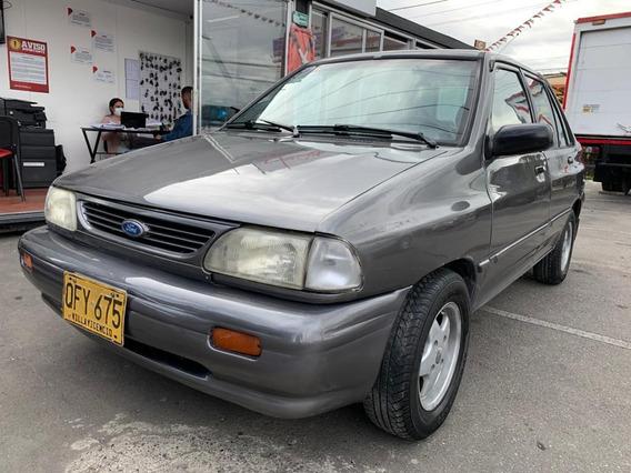 Ford Festiva Fc4