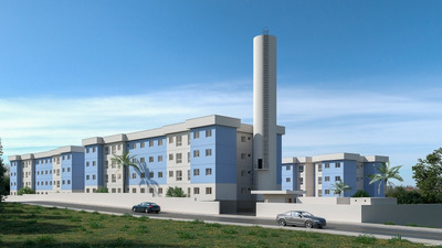 Apartamento No Bairro Água Verde Contendo 2 Dormitórios E Demais Dependências. - 3575244