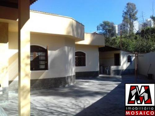 Imagem 1 de 6 de Casa Jardim Caçula Parte Alta Do Bairro Financiável Permuta - 23156 - 68561402