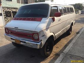 Dodge Ram Van Automático
