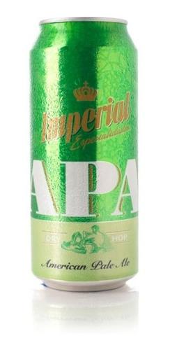 Cerveza Imperial Apa Dry Hop Lata 473ml X 1u