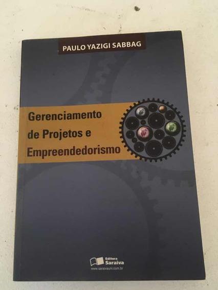 Livro Gerenciamento De Projetos E Empreendedorismo