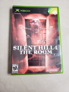 Silent Hill 4 The Room Para Xbox
