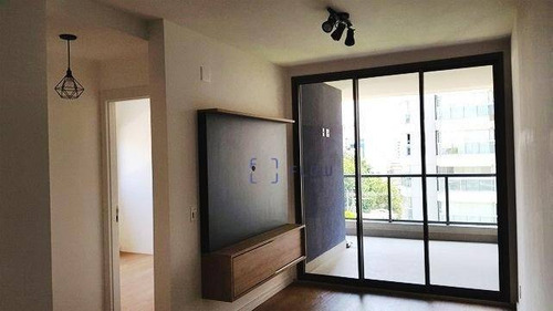 Apartamento Novo E Nunca Habitado! 2 Dormitórios (1 Suíte) 1 Vaga - Área Vila Mariana - Ap12267