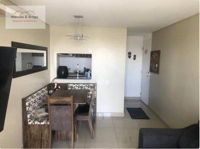 Apartamento No Shop Club Com 62 Mts 3 Dorm 1 Suite 1 Vaga Na Vila Endres - Ap1204