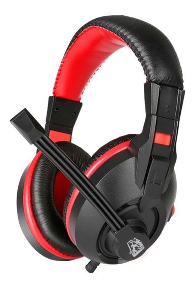 Fone De Ouvido Gamer Exodus Power Bass Microfone Hgex Elg