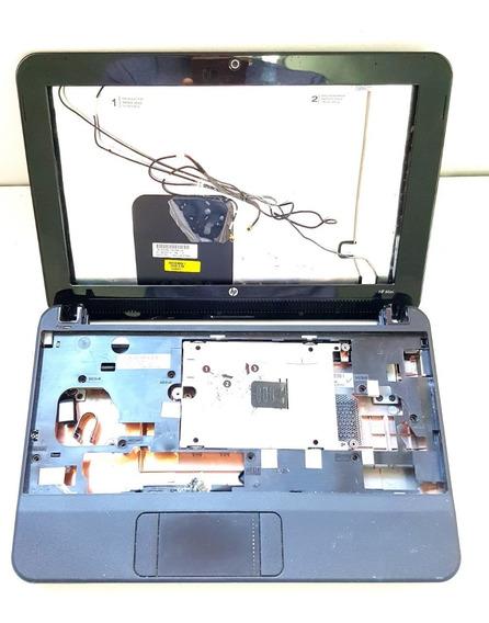 Carcaça Netbook Hp Mini 110 1000 Séries 110-1033cl 1030nr