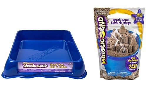 ¡ultimate Kinetic Sand Gift Set! Incluye Sand Box