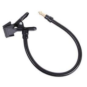 Suporte Grampo Flexivel P/ Camera Flash Rosca 1/4 Braço