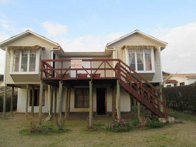 Arriendo Casa 1 Cuadra Playa El Tabito Tabo Litoral