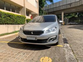 Peugeot 408 Thp 2017 Automático