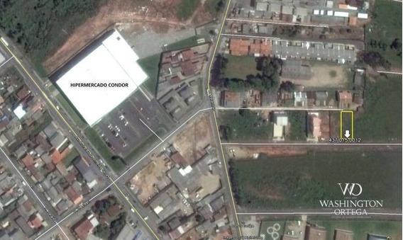 Terreno À Venda, 376 M² Por R$ 208.000 - Costeira - Araucária/pr - Te0188