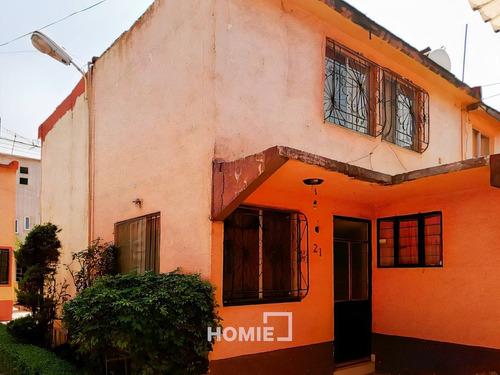 Imagen 1 de 10 de Casa Duplex Cerca De Metro Calle 11, 64928