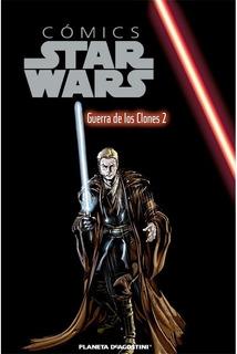 Cómics Star Wars Libro 21 - Las Guerra Clon 2