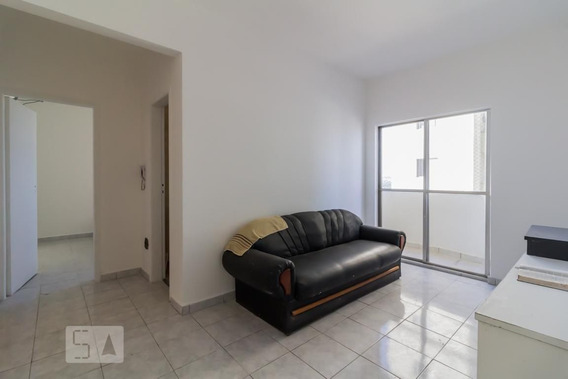 Apartamento No 9º Andar Com 1 Dormitório E 1 Garagem - Id: 892935848 - 235848