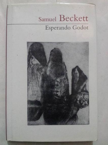 Livro Esperando Godot - Samuel Beckett Cosac Capa Dura