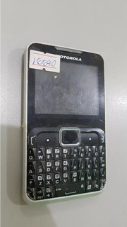 Celular Motorola Ex 505 Para Retirar Peças Os 16690