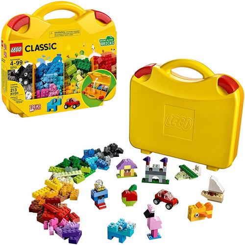 Lego 10713 Classic Maleta Creativa, Kit De Const (213 Pieza)