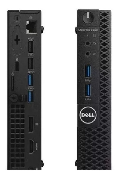 Lote De 3 Cpu Dell 3060 I3 8100t +8gb Ddr4+ssd 480 Gb