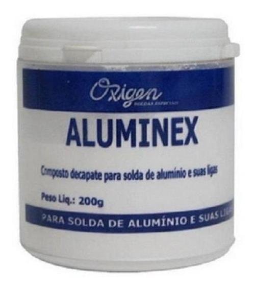 Aluminex Para Aluminio 200g Oxigen
