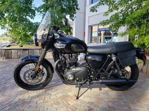 Triumph Bonneville T 100 Black Triumphbonnevillet100black