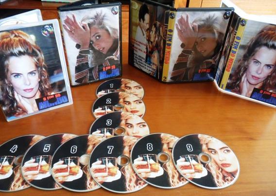 Dvd - O Fim Do Mundo - Minissérie (bruna Lombardi)