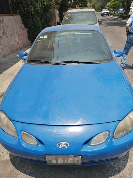 Ford Escort Zx2 Coupe Power 5vel Aa Mt 2000