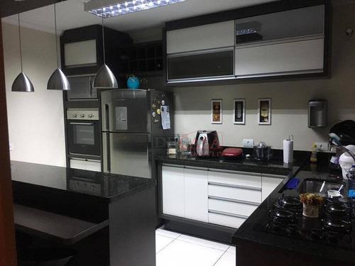 Sobrado Com 3 Dormitórios À Venda, 120 M² Por R$ 600.000,00 - Vila Granada - São Paulo/sp - So3200