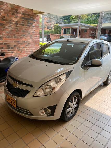 Chevrolet Spark Gt Ltz Full 2012