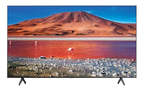 Samsung Televisor  50  Smart Crystal 4k Uhd Un50tu7000gczb