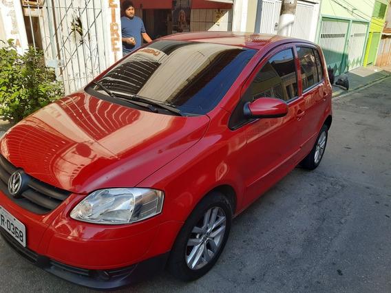 Volkswagen Fox 1.0 Plus Total Flex 5p 2007