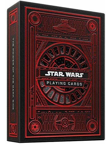 Mjm Star Wars Dark Side (rojo) Jugando A Las Cartas Por Teo