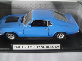 Ford Mustang Boss 429 - 1970 Modelo Motormax