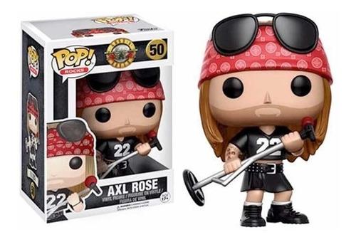 Guns N Roses Axl Rose Funko Pop Figura