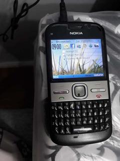 Celular Nokia E5 Para Personal (no Liberado)