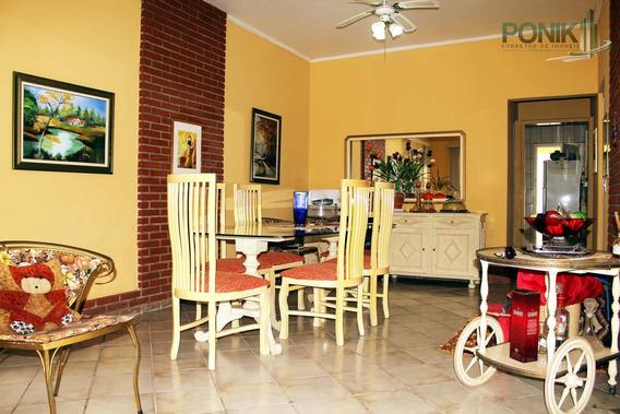 Casa Com 5 Dorms, Canto Do Forte, Praia Grande - R$ 1.2 Mi, Cod: Ca1225 - Vca1225