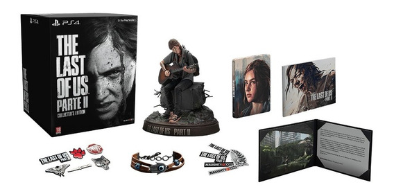 Pré-venda The Last Of Us 2 Collector