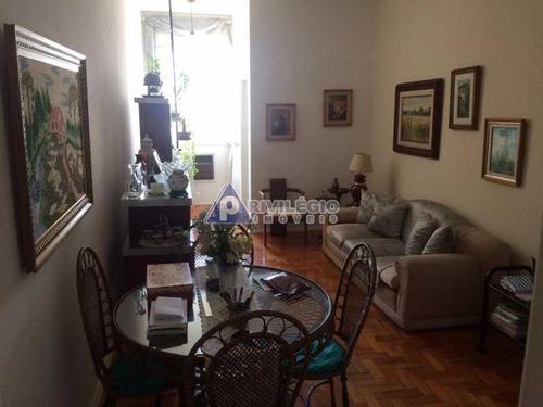 Apartamento À Venda, 2 Quartos, 1 Vaga, Flamengo - Rio De Janeiro/rj - 9072