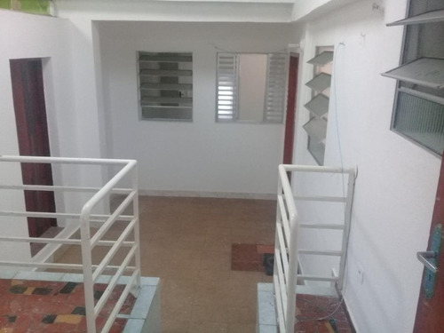 Imagem 1 de 5 de Casa Com 1 Dormitório Para Alugar, 60 M² Por R$ 700/mês - Jardim Samara - São Paulo/sp. Consulte-nos! - Ca0312