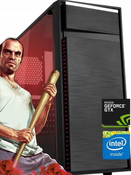 Pc Gamer Intel Core I5 16gb Gforce Gtx 1030 2gb Hd Ssd240gb