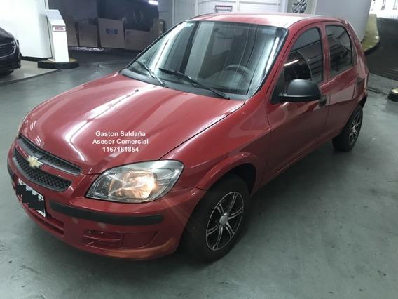 Chevrolet Celta 2013 1.4 Ls Aa+dir Uss Ggs