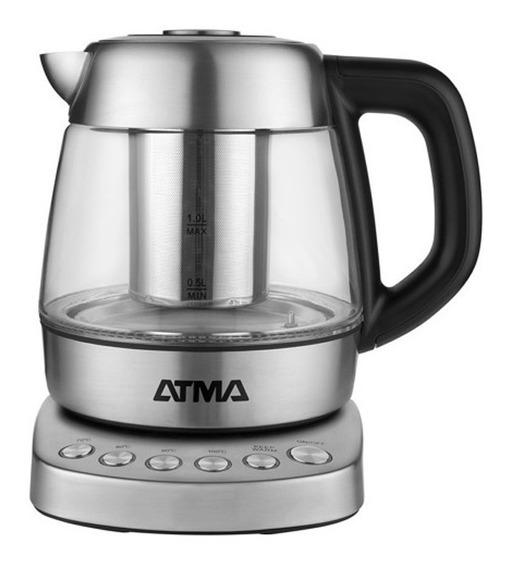 Atma Pe5910n Tetera Electrica Con Infusor De Hierbas 1 Litro