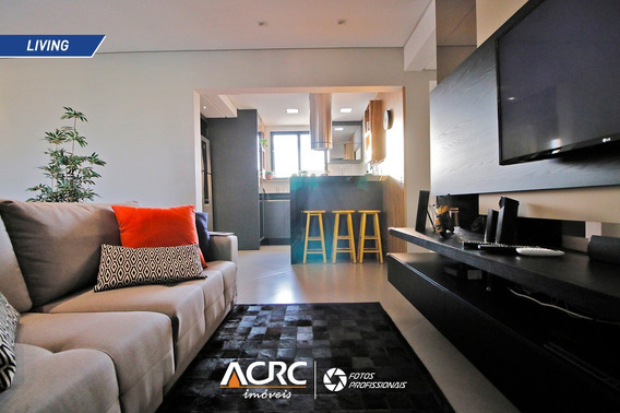 Acrc Imóveis - Apartamento Para Venda No Bairro Victor Konder - Ap02758 - 34294573